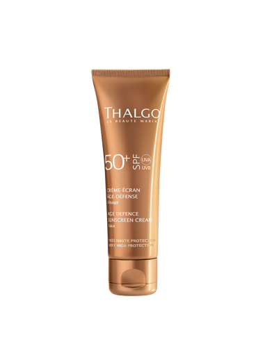 SPF 50+ Age deffence sun cream 50ml